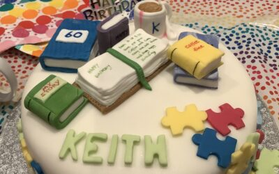 Keith is 60!