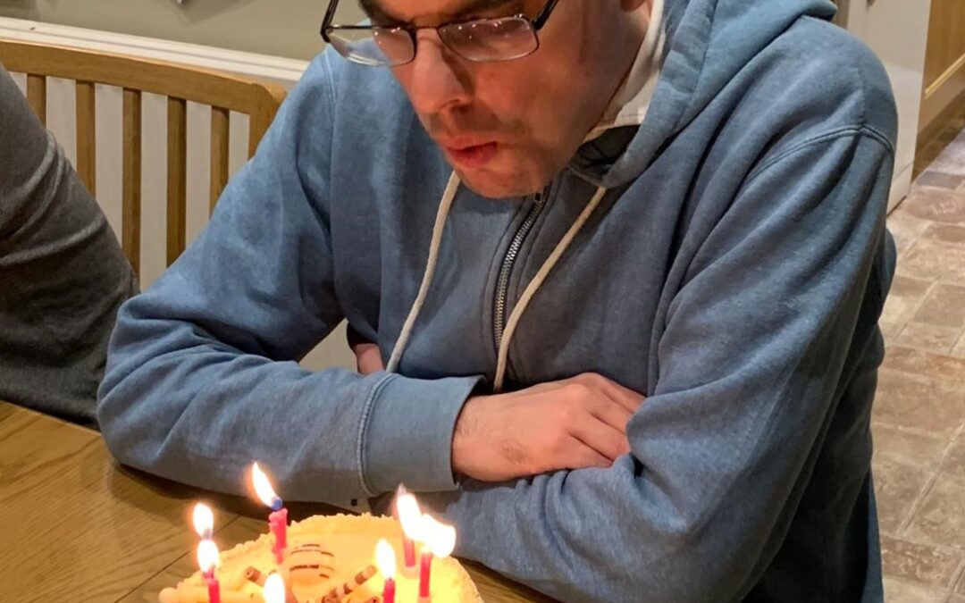 Chris is 42!